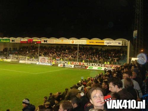 Zulte Waregem - AFC Ajax (0-3)   14-12-2006