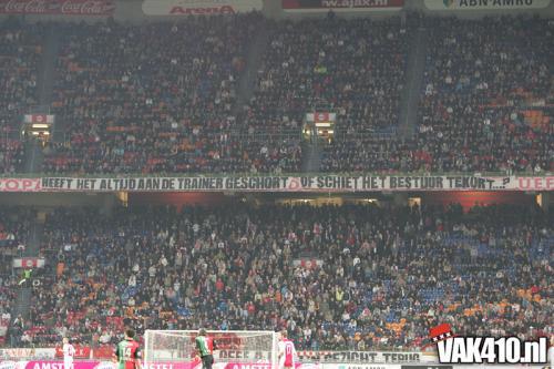 AFC Ajax - NEC (0-0) | 20-10-2007