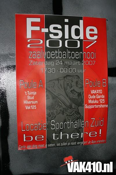 AFC Ajax - Excelsior (2-2) | 18-02-2007