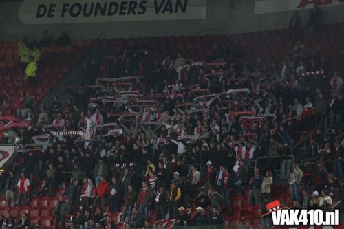 AFC Ajax - ADO Den Haag (2-0) beker | 09-11-2006
