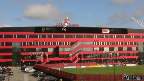 AZ - AFC Ajax (2-4) | 25-10-2009