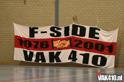 VAK410 zaalvoetbaltoernooi   16-12-2006