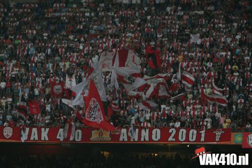 AFC Ajax - PSV (1-0) JCS   11-08-2007