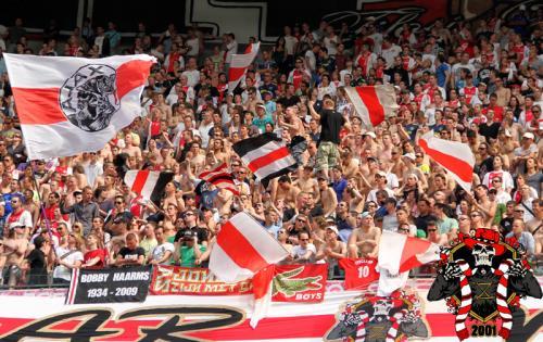 AFC Ajax - Excelsior (4-1)