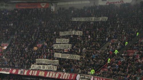 AFC Ajax - Sc Heerenveen (4-1)   (22-11-2014)