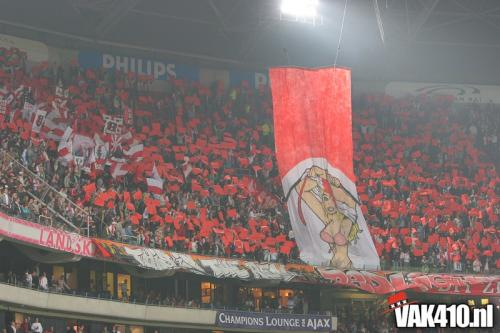 AFC Ajax - FC Groningen (3-2)   14-10-2006
