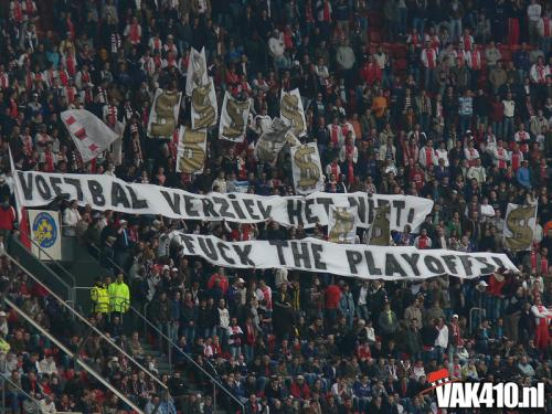 AFC Ajax - AZ (1-0) | 09-04-2006