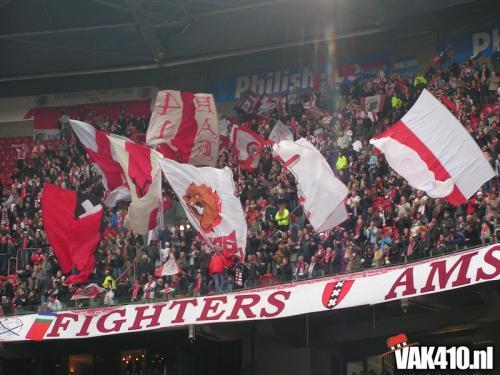 AFC Ajax -ADO Den Haag (0-0) | 31-01-2005