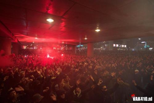AFC Ajax - Vitesse (0-4) | 18-12-2014