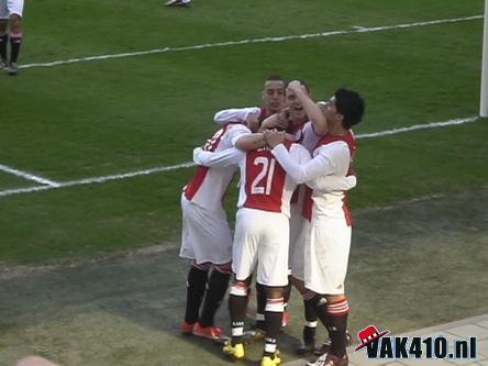 NAC - AFC Ajax (0-3)   22-03-2009