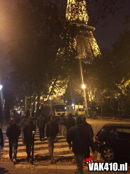 Paris Saint Germain - AFC Ajax (3-1) | 25-11-2014 |