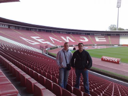 FK Borac - AFC Ajax (1-4)   18-09-2008