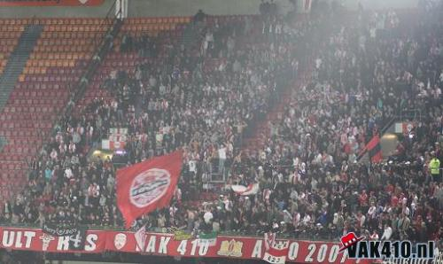 AFC Ajax - MSK Zilina (1-0) | 06-11-2008