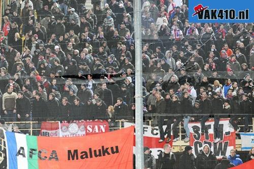 Fiorentina - AFC Ajax (0-1) | 19-02-2009