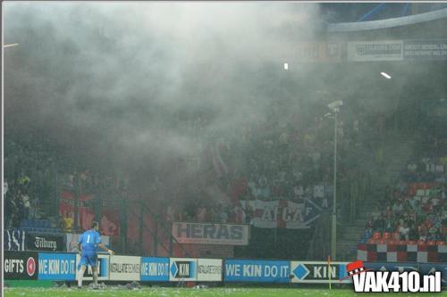 Willem II - AFC Ajax (0-2) | 10-09-2005