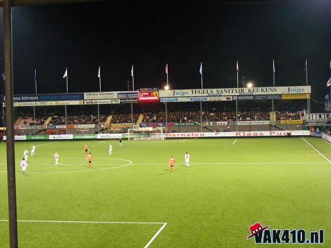 FC Volendam - AJAX (1-0 n.v.)  KNVB-Beker   12-11-2008