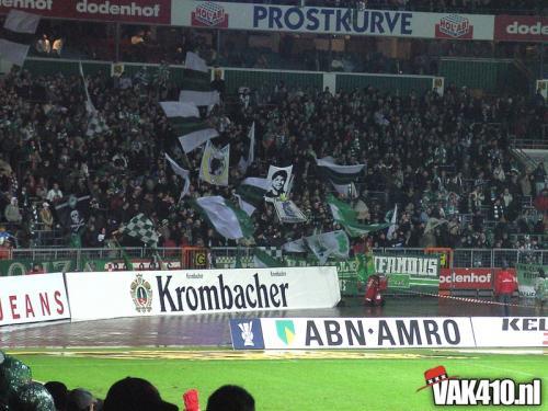 SV Werder - AFC Ajax (3-0) | 14-02-2007