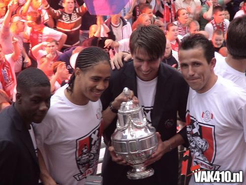 AFC Ajax - PSV (2-1) beker | 07-05-2006